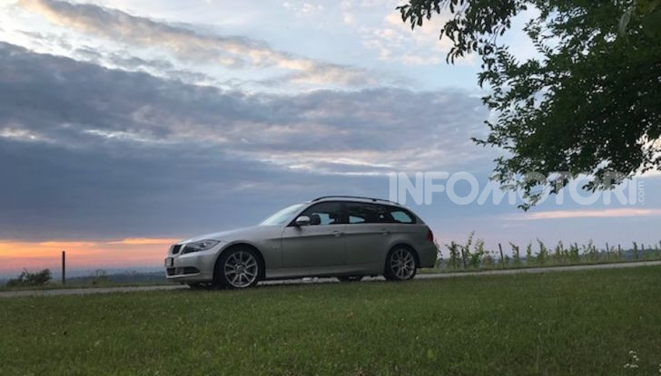 600.000 km con una BMW 320d Touring - Foto 9 di 40