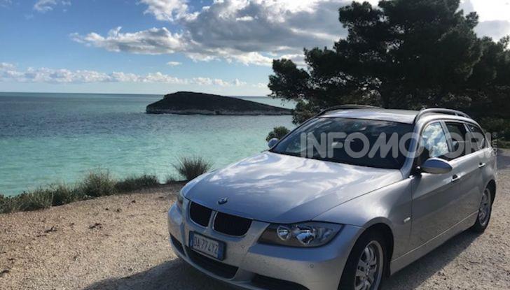 600.000 km con una BMW 320d Touring - Foto 10 di 40