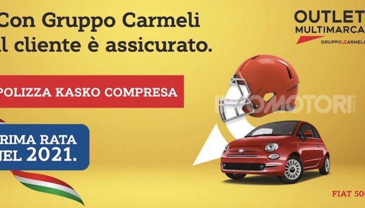 Gruppo Carmeli vende auto in tutta Italia con i Carmeli Point per la consegna - Foto 9 di 10