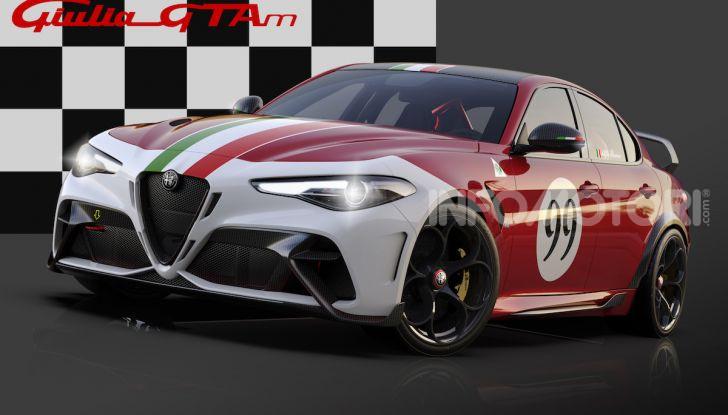 Nuova Alfa Romeo Giulia GTA: un bolide su misura - Foto 1 di 8