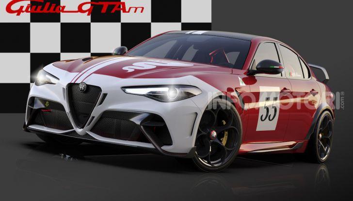 Nuova Alfa Romeo Giulia GTA: un bolide su misura - Foto 4 di 8
