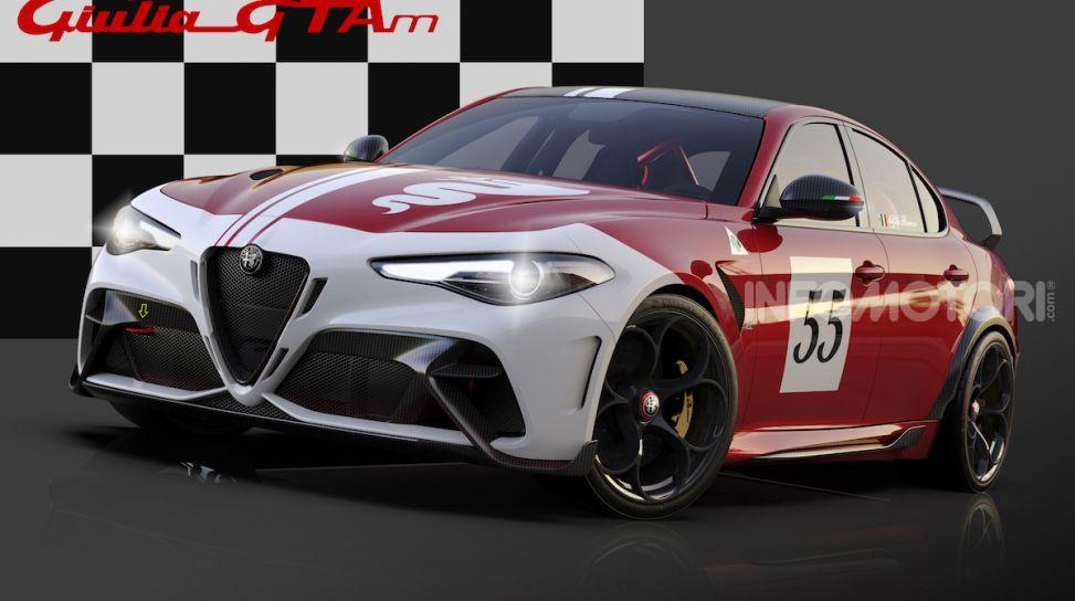 Nuova Alfa Romeo Giulia GTA: un bolide su misura Infomotori