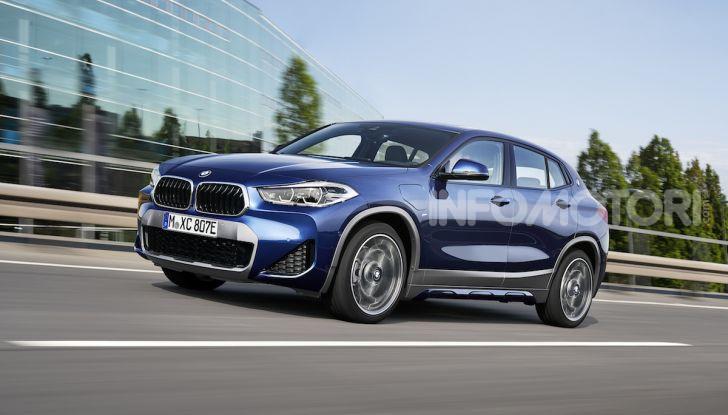 BMW X2 xDrive 25e: la prima Sports Activity Coupé con motore ibrido plug-in - Foto 1 di 34