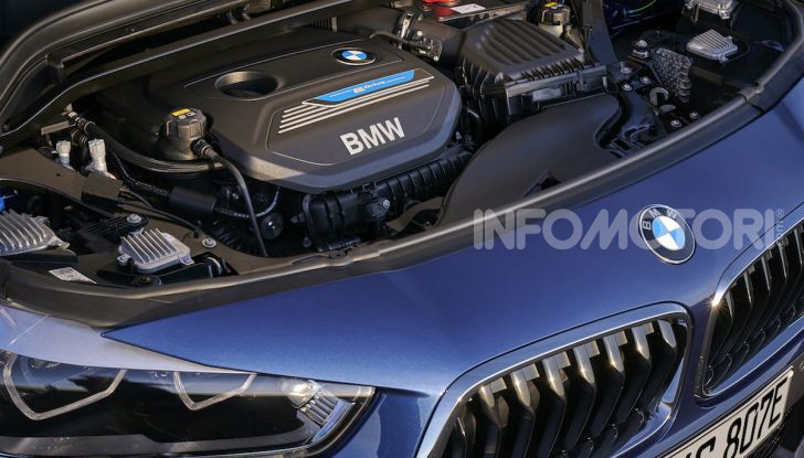 BMW X2 xDrive 25e: la prima Sports Activity Coupé con motore ibrido plug-in - Foto 12 di 34