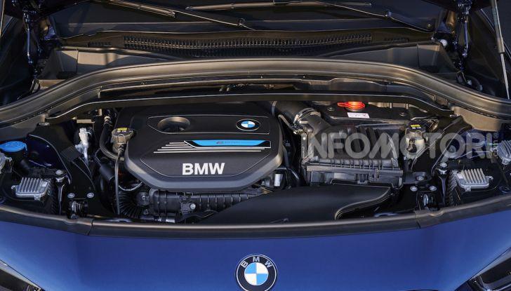 BMW X2 xDrive 25e: la prima Sports Activity Coupé con motore ibrido plug-in - Foto 13 di 34