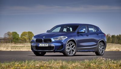 BMW X2 xDrive 25e: la prima Sports Activity Coupé con motore ibrido plug-in