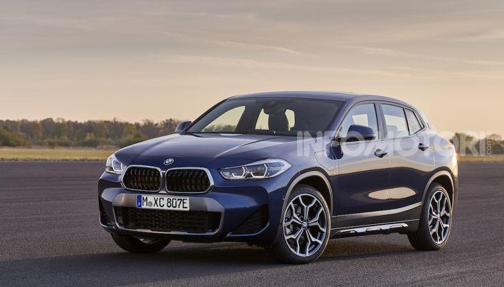 BMW X2 xDrive 25e: la prima Sports Activity Coupé con motore ibrido plug-in - Foto 27 di 34