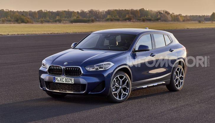 BMW X2 xDrive 25e: la prima Sports Activity Coupé con motore ibrido plug-in - Foto 28 di 34