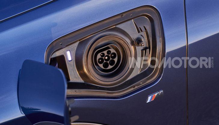 BMW X2 xDrive 25e: la prima Sports Activity Coupé con motore ibrido plug-in - Foto 29 di 34