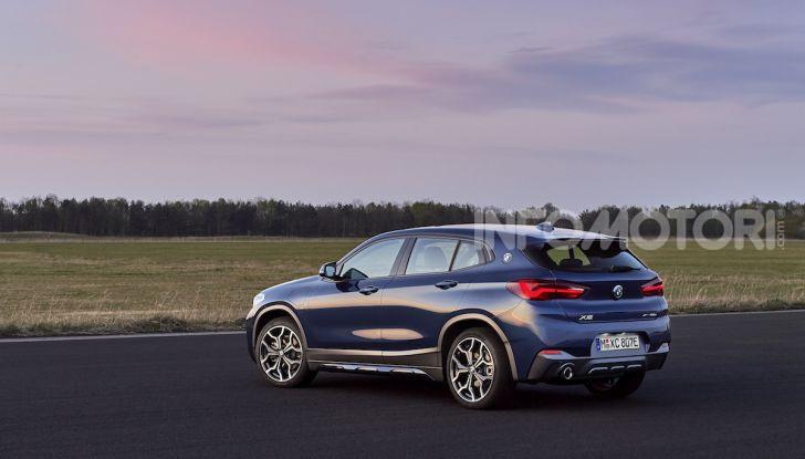 BMW X2 xDrive 25e: la prima Sports Activity Coupé con motore ibrido plug-in - Foto 33 di 34