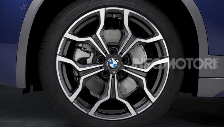 BMW X2 xDrive 25e: la prima Sports Activity Coupé con motore ibrido plug-in - Foto 34 di 34