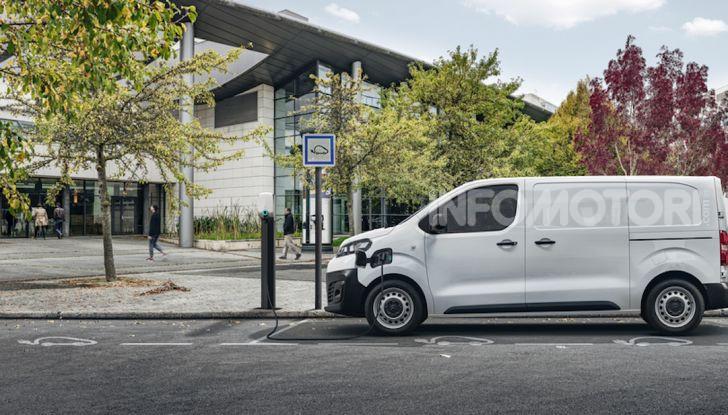 Citroen e-Jumpy: tanto spazio e zero emissioni per il nuovo van elettrico francese - Foto 3 di 5