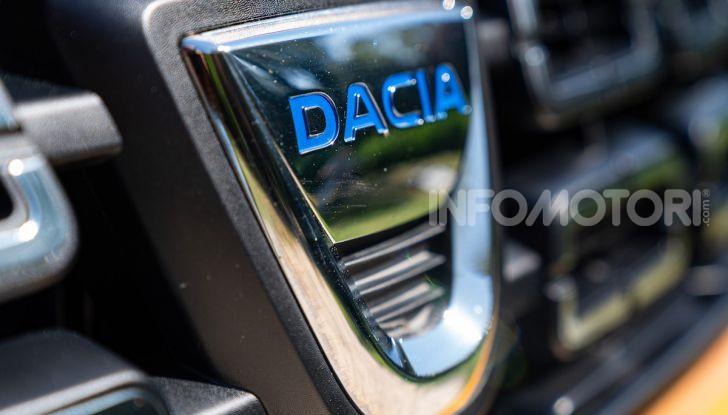 Dacia Duster TCe 100 ECO-G: arriva il Turbo GPL - Foto 1 di 14