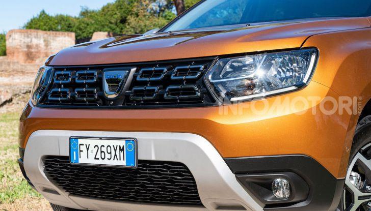 Dacia Duster TCe 100 ECO-G: arriva il Turbo GPL - Foto 10 di 14