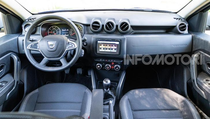 Dacia Duster TCe 100 ECO-G: arriva il Turbo GPL - Foto 5 di 14