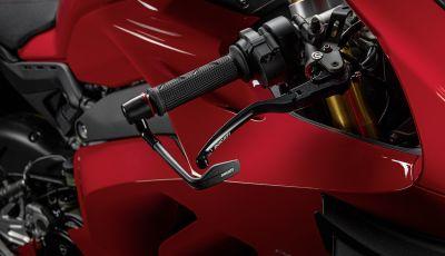 Ducati: arriva il pacchetto accessori Racing per la Panigale V4