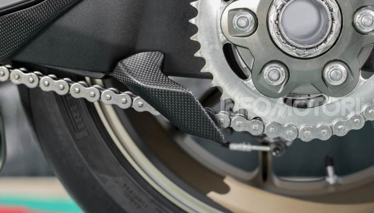Ducati: arriva il pacchetto accessori Racing per la Panigale V4 - Foto 3 di 5