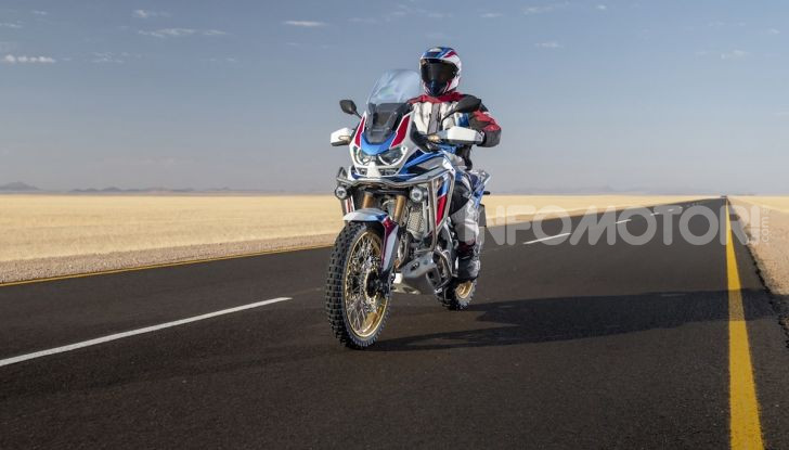 Honda suona la carica per la ripartenza: tanti vantaggi su tutta la gamma - Foto 2 di 9