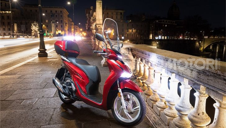 Honda suona la carica per la ripartenza: tanti vantaggi su tutta la gamma - Foto 8 di 9