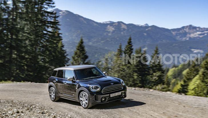 Mini Countryman 2020: motorizzazioni Euro 6D e tanta tecnologia - Foto 1 di 23