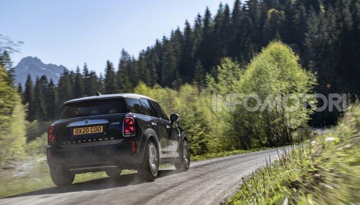 Mini Countryman 2020: motorizzazioni Euro 6D e tanta tecnologia - Foto 3 di 23