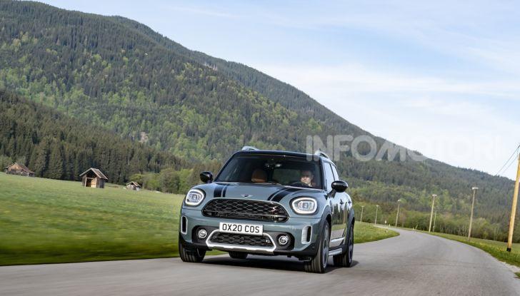 Mini Countryman 2020: motorizzazioni Euro 6D e tanta tecnologia - Foto 8 di 23