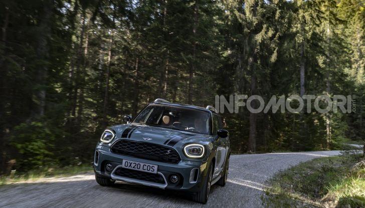 Mini Countryman 2020: motorizzazioni Euro 6D e tanta tecnologia - Foto 9 di 23