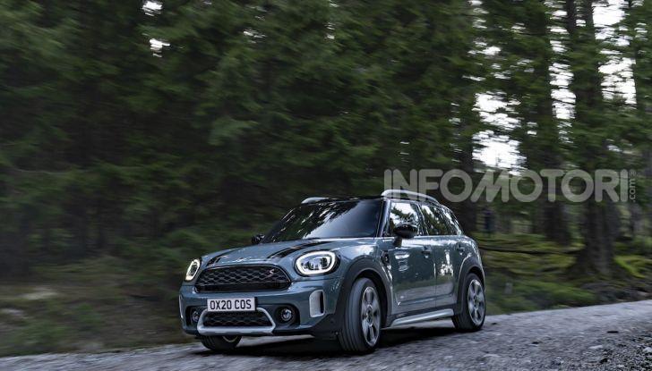 Mini Countryman 2020: motorizzazioni Euro 6D e tanta tecnologia - Foto 11 di 23
