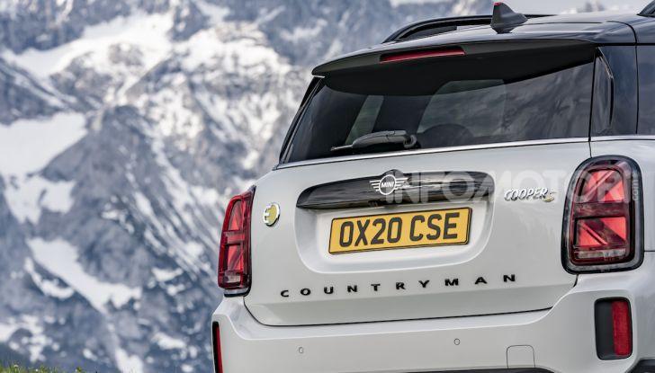 Mini Countryman 2020: motorizzazioni Euro 6D e tanta tecnologia - Foto 20 di 23
