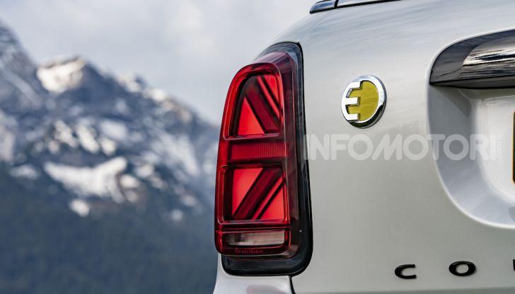 Mini Countryman 2020: motorizzazioni Euro 6D e tanta tecnologia - Foto 21 di 23