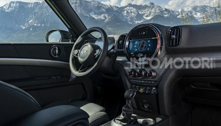 Mini Countryman 2020: motorizzazioni Euro 6D e tanta tecnologia - Foto 22 di 23