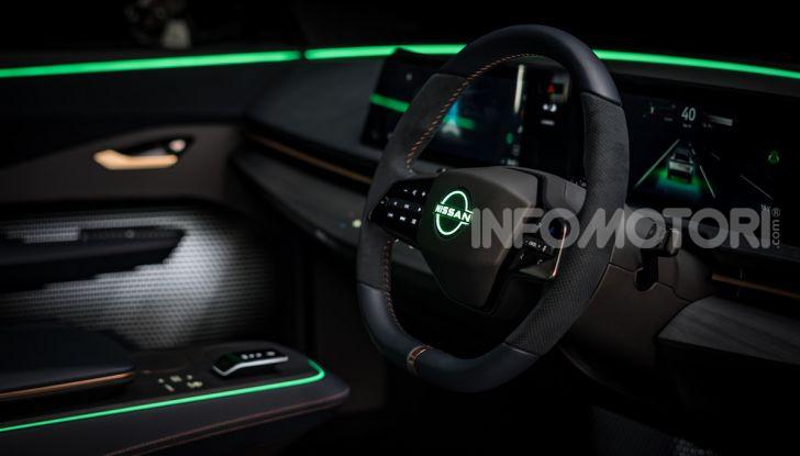 Nissan Ariya, tecnologia ed emozioni allo stato puro - Foto 10 di 13