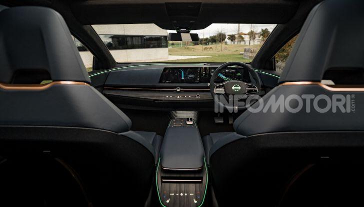 Nissan Ariya, tecnologia ed emozioni allo stato puro - Foto 11 di 13