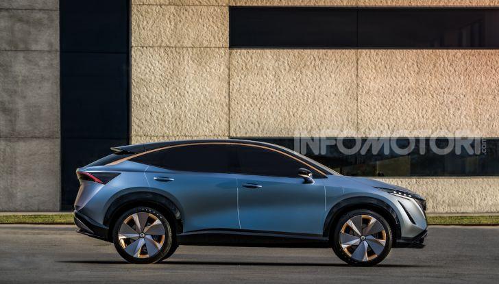 Nissan Ariya, tecnologia ed emozioni allo stato puro - Foto 12 di 13