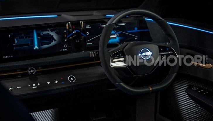 Nissan Ariya, tecnologia ed emozioni allo stato puro - Foto 13 di 13