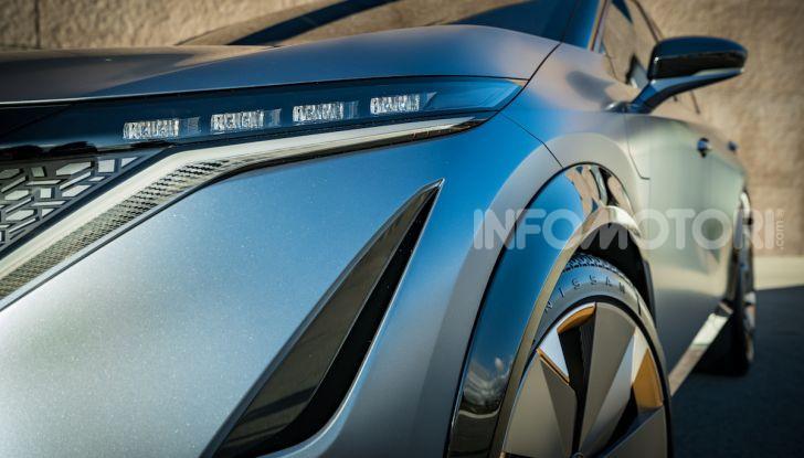 Nissan Ariya, tecnologia ed emozioni allo stato puro - Foto 3 di 13