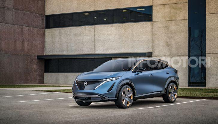 Nissan Ariya, tecnologia ed emozioni allo stato puro - Foto 6 di 13