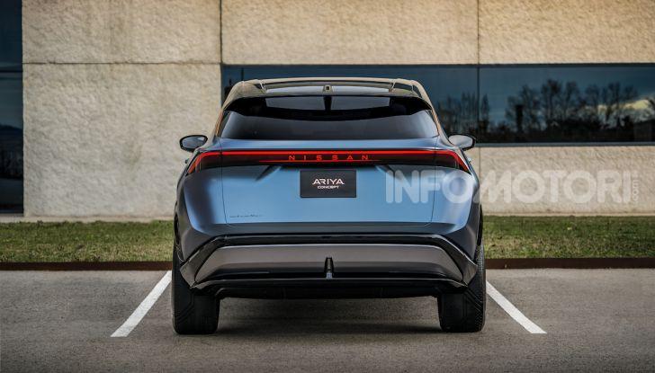 Nissan Ariya, tecnologia ed emozioni allo stato puro - Foto 7 di 13