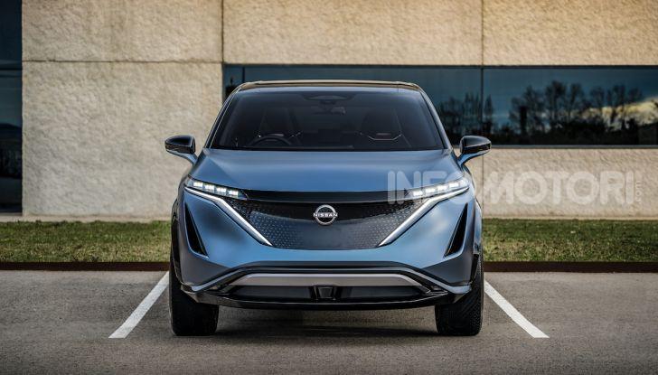 Nissan Ariya, tecnologia ed emozioni allo stato puro - Foto 8 di 13