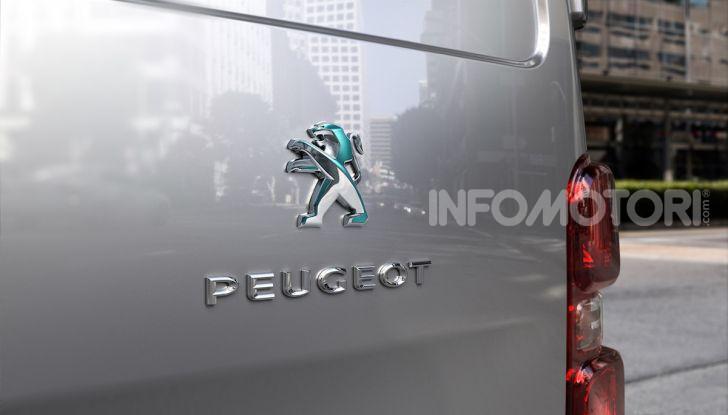 Peugeot e-Expert: elettrico, capiente e potente - Foto 17 di 21