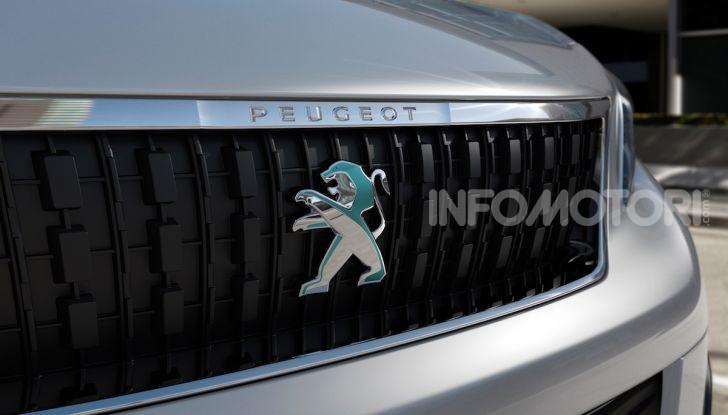 Peugeot e-Expert: elettrico, capiente e potente - Foto 18 di 21