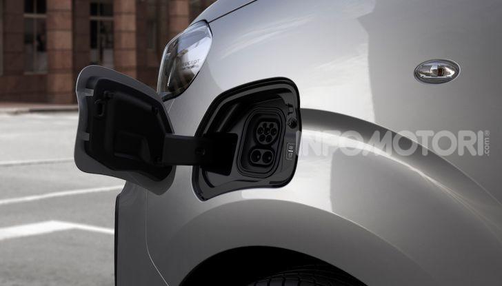 Peugeot e-Expert: elettrico, capiente e potente - Foto 19 di 21