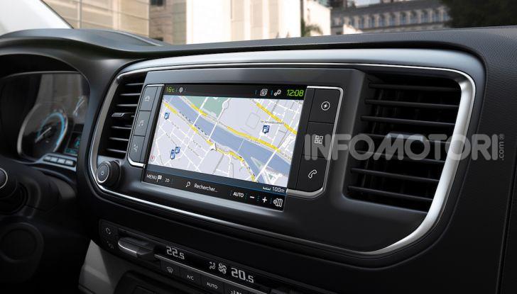 Peugeot e-Expert: elettrico, capiente e potente - Foto 21 di 21