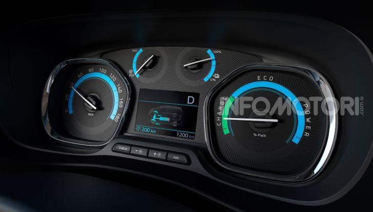 Peugeot e-Expert: elettrico, capiente e potente - Foto 5 di 21