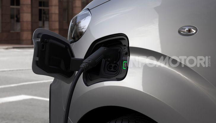 Peugeot e-Expert: elettrico, capiente e potente - Foto 6 di 21