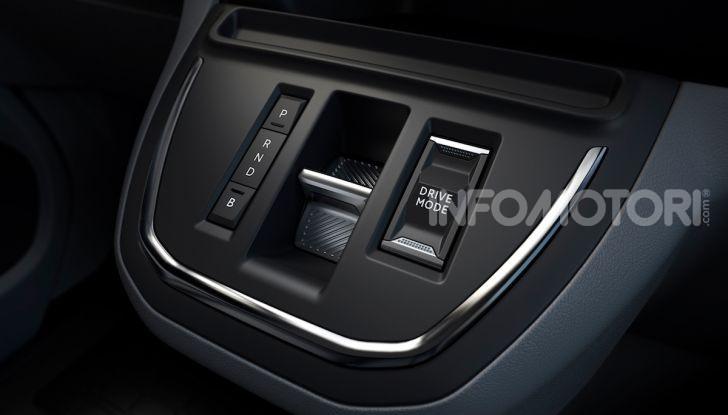 Peugeot e-Expert: elettrico, capiente e potente - Foto 7 di 21