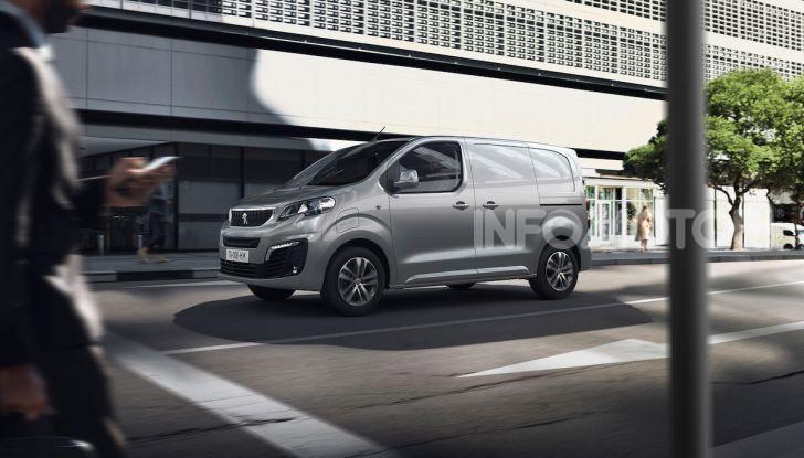Peugeot e-Expert: elettrico, capiente e potente - Foto 8 di 21