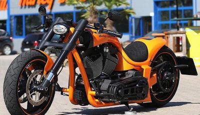 RS Lambo: un po' Harley Davidson un po' Lamborghini