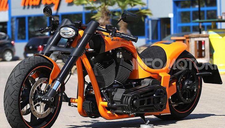 RS Lambo: un po' Harley Davidson un po' Lamborghini - Foto 1 di 11