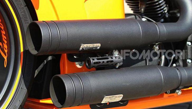 RS Lambo: un po' Harley Davidson un po' Lamborghini - Foto 10 di 11